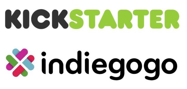 Kickstarter__Indiegogo_Logos